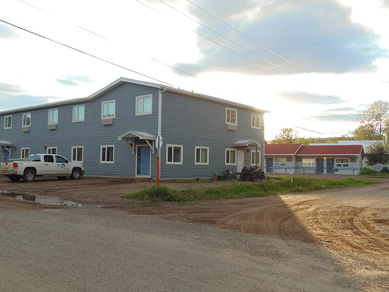 Motel in Fort Liard